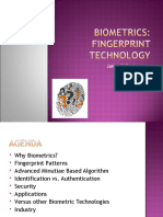 Biometrics Fingerprint Devices
