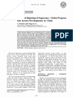 Chemical Ripening of Sugarcane Global Progress and Recent Developments in China