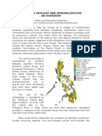 Philippine Geology and Mineralization