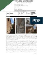 architecture design studio 1 project 3 brief march2016