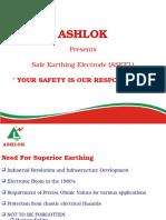 Earthing (Ashlok) Presentation