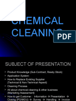 Chemicalcleaning for boiler