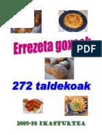 272 taldea