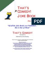 Thats Comedy
