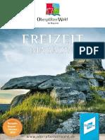 Freizeitmagazin Oberpfälzer Wald 2016_2
