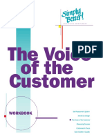 Voice of the Customer 1