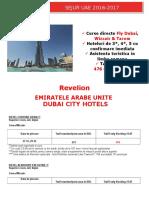 Revelion, UAE, Dubai City Hotels 2017 (Bucuresti) (1)