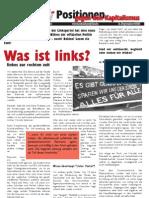 "Positionen gegen den Kapitalismus 2005-09 ""Linkspartei"""