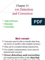 Error Detection and Correction Codes Ppt