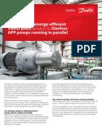 INEXA Designs Energy-Efficient SWRO Plant Around Six Danfoss APP Pumps Running in Parallel