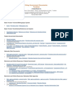 Turabian - Citation Format