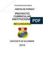 Pci Carac Final 2015-Secundaria