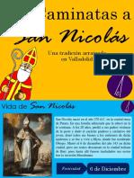 Las Caminatas a San Nicolás
