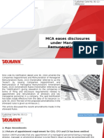 MCA Eases Disclosures Under Managerial Remuneration Rules
