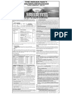 Job Notification Indian Navy Notified Recruitment for Permanent Commission Officer Post in NAIC Cadre 2014