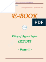 CESTAT - Legal Provisions -Book No.02