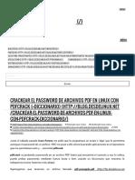 PDF Crack