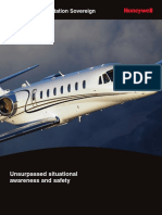 Cessna Sovereign Primus-Epic (Honeywell) - Forward Fit