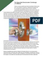 Puertas Blindadas De Seguridad Seccionales Cortafuego Puertas Especiales In Albania