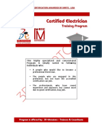 CertifiedElectrician[BROCHURE]