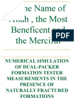 Dual Packer Formation Tester