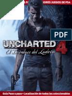 Guia Uncharted 4