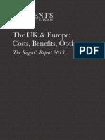Regents Report 2013