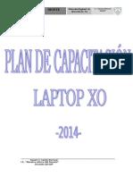 Ejemplo de Plan de Capacitacion Xo-2014