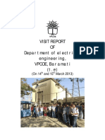 Visit Report HVDC_Report