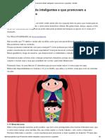 10 Desenhos Infantis Inteligentes e Que Promovem a Igualdade - Geledés