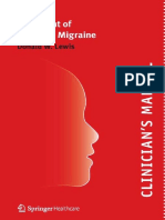 Clinician's Manual - Treatment of Pediatric Migraine - D. Lewis, (Springer, 2010) WW.pdf