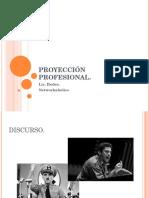 Proyección Profesional