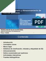 Rotulado - Etiquetado - Almacenamiento SQ.pptx