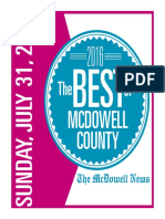 Best of McDowell 2016