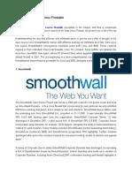 Top 5 Open Source Linux Firewalls