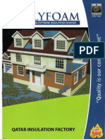 POLYFOAM Brochure - Qatar Insulation