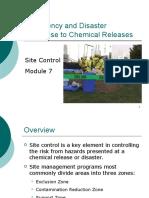07 Site Control