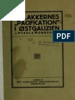 Polakkernes Pacification i Ostgalizien