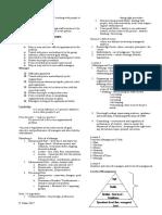 Nursing Leadership and Management (Prelims 1 -5)