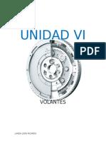 VOLANTES - UNIDAD VI
