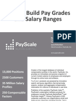 2013 How to Build Pay Grades and Salary Ranges