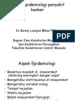 Aspek Epidemiologi Penyakit Kanker