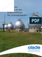 Panorama General de Los Hidrocarburos No Convencionales