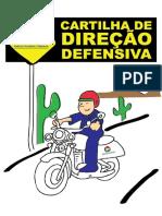 Cartilha de Direção Defensiva para Motociclistas