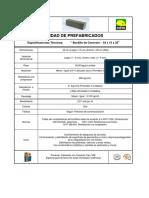 04 Especificaciones Técnicas Bordillo 44x15x25