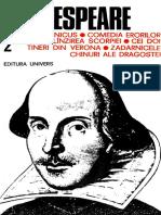 SHAKESPEARE, William - Opere Complete (Vol.2)