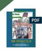 Cuaderno de Sensibilizacion - 2006
