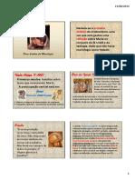 Breve História Da Mariologia