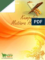 Kumpulan Mutiara Hikmah (E-Book) (1)