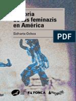 Historia de Las Feminazis en América (Spanish Edition)